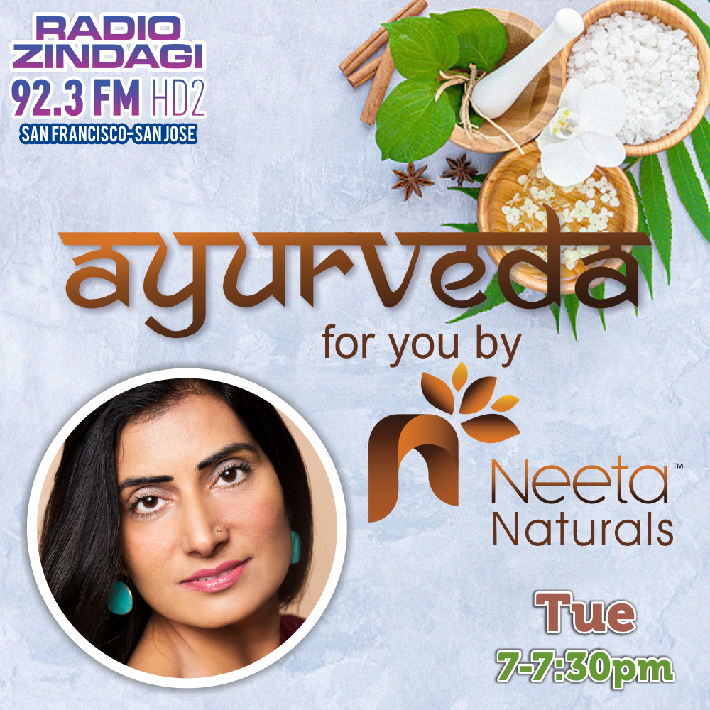 Ayurveda for you by Neeta Naturals