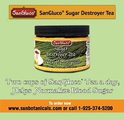 San Gluco Tea